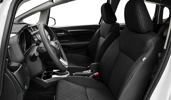 2016 Honda Fit LX | Photo 1 | Black Fabric
