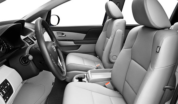 2016 Honda Odyssey TOURING | Photo 1 | Grey Leather