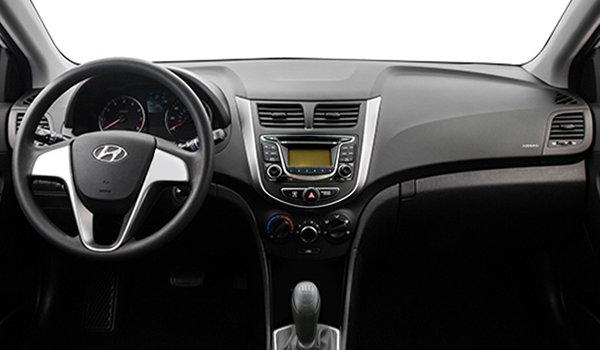 2016 Hyundai Accent 5 Doors L | Photo 3 | Black Cloth