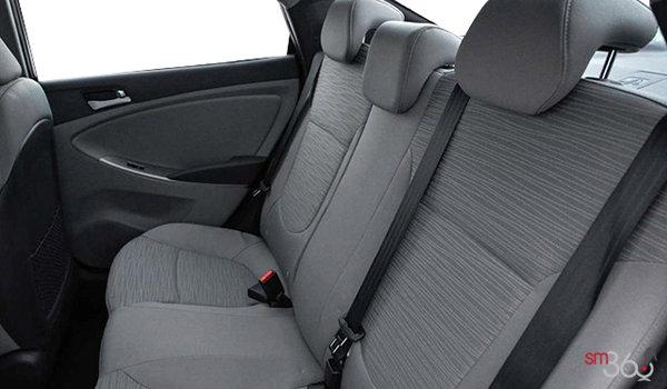 2016 Hyundai Accent Sedan SE | Photo 2 | Grey Cloth