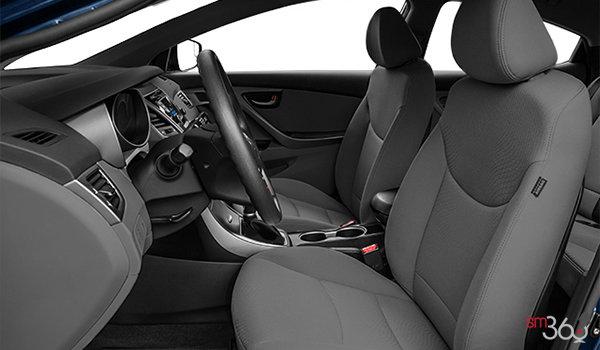 2016 Hyundai Elantra L | Photo 1 | Grey Cloth