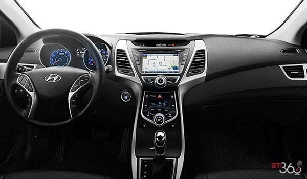 2016 Hyundai Elantra LIMITED | Photo 3 | Black Leather