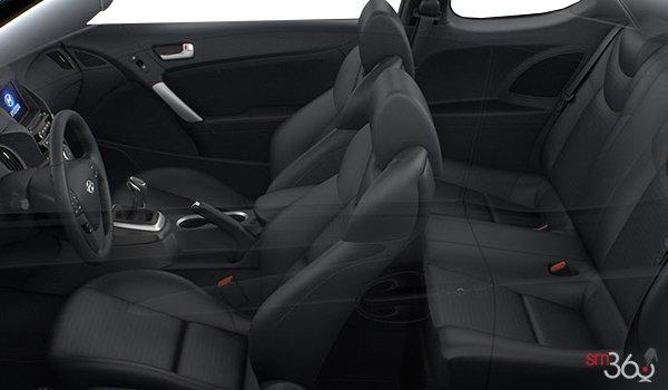 2016 Hyundai Genesis Coupe 3.8 Premium | Photo 2 | Black Leather