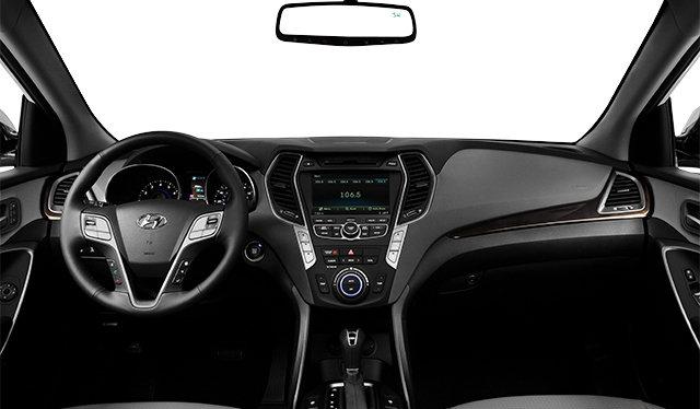 2016 Hyundai Santa Fe XL LIMITED | Photo 3 | Grey Leather