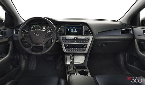2016 Hyundai Sonata Hybrid ULTIMATE | Photo 3 | Blue Leather
