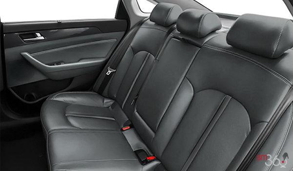 2016 Hyundai Sonata Hybrid ULTIMATE | Photo 2 | Grey Leather