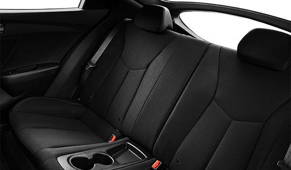2016 Hyundai Veloster | Photo 2 | Black Cloth