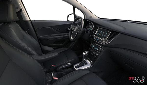 2017 Buick Encore ESSENCE   Photo 1   Ebony Leather