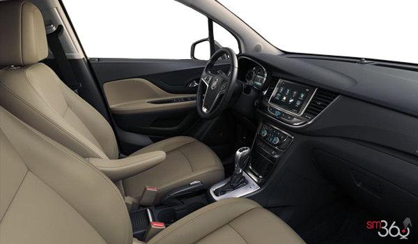 2017 Buick Encore ESSENCE   Photo 1   Shale/Ebony Leather