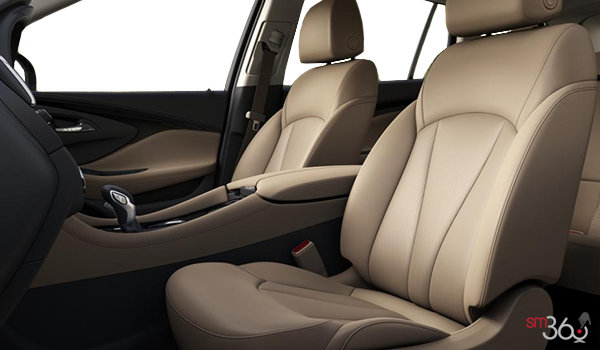 2017 Buick Envision Preferred | Photo 1 | Light Neutral/Ebony Accent Cloth and Leatherette