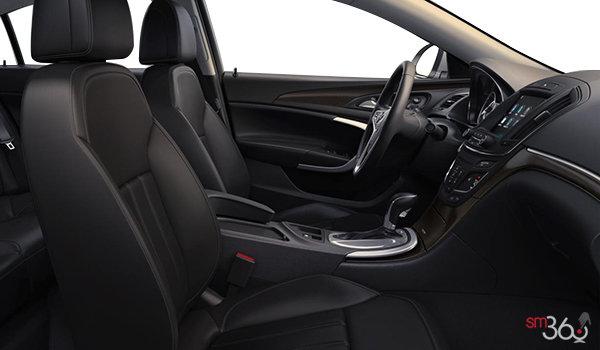 2017 Buick Regal PREMIUM II | Photo 1 | Ebony Leather