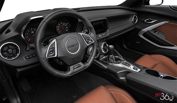 2017 Chevrolet Camaro convertible 2LT | Photo 3 | Kalahari Leather