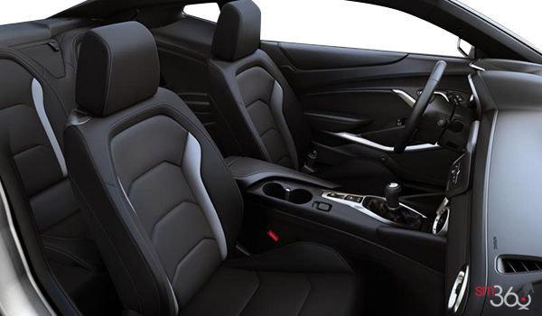 2017 Chevrolet Camaro coupe 1LS | Photo 1 | Jet Black Cloth