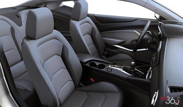 2017 Chevrolet Camaro coupe 1LT | Photo 1 | Medium Ash Grey Cloth