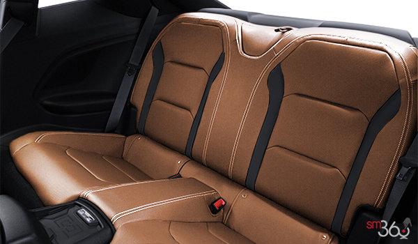 2017 Chevrolet Camaro coupe 2SS   Photo 2   Kalahari Leather