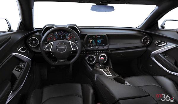 2017 Chevrolet Camaro coupe 2SS   Photo 3   Jet Black Leather