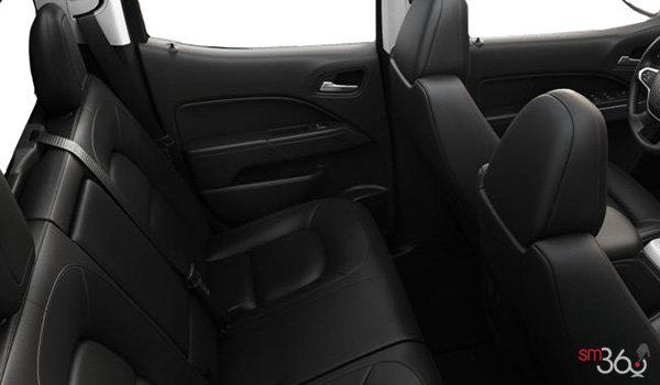 2017 Chevrolet Colorado LT | Photo 2 | Jet Black Leather