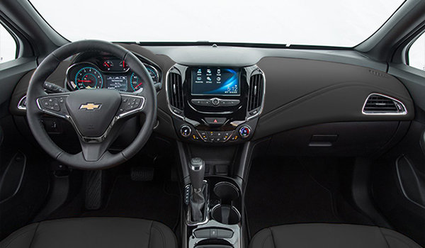 2017 Chevrolet Cruze Hatchback PREMIER | Photo 3 | Jet Black Leather