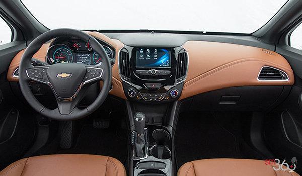 2017 Chevrolet Cruze PREMIER | Photo 3 | Jet Black/Kalahari Leather