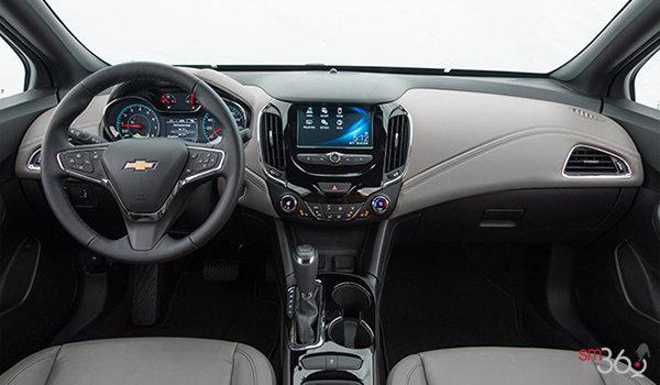 2017 Chevrolet Cruze PREMIER | Photo 3 | Dark Atmosphere/Medium Atmosphere Leather