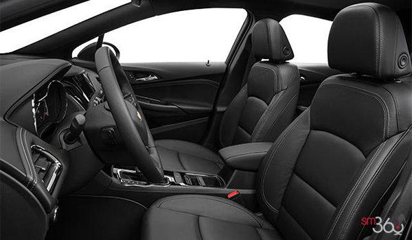 2017 Chevrolet Cruze PREMIER | Photo 1 | Jet Black Leather
