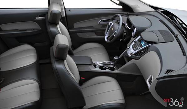 2017 Chevrolet Equinox PREMIER | Photo 1 | Light Titanium/Jet Black Perforated Leather