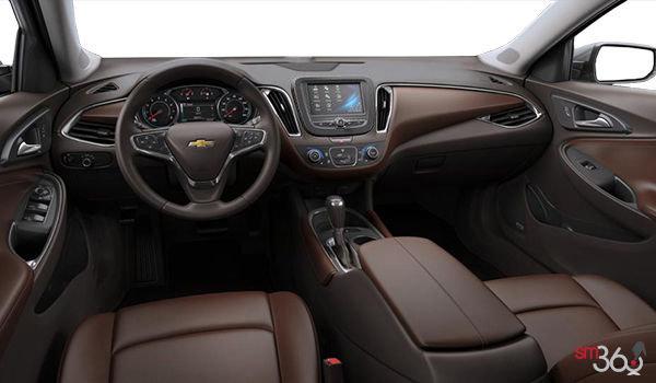 2017 Chevrolet Malibu Hybrid HYBRID | Photo 3 | Dark Atmosphere/Loft Brown Leather