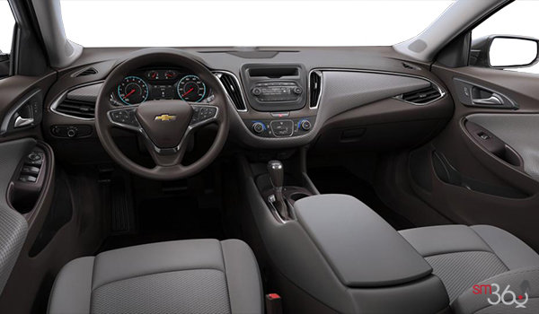 2017 Chevrolet Malibu L | Photo 3 | Dark Atmosphere/Medium Ash Grey Premium Cloth