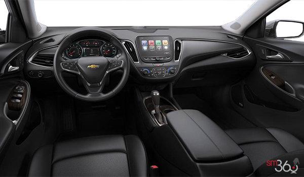 2017 Chevrolet Malibu PREMIER | Photo 3 | Jet Black Leather
