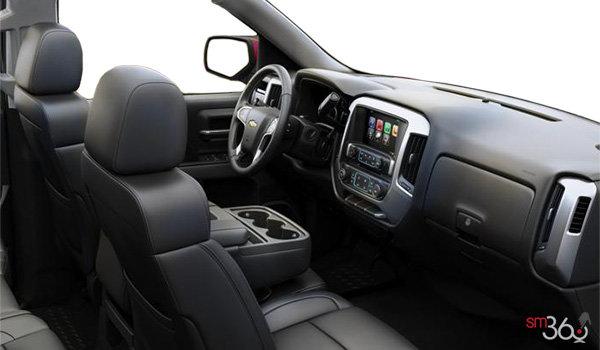 2017 Chevrolet Silverado 1500 LT Z71 | Photo 1 | Jet Black Leather