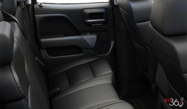 2017 Chevrolet Silverado 1500 LT Z71 | Photo 2 | Jet Black Cloth