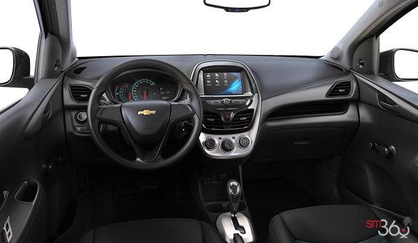 2017 Chevrolet Spark LS | Photo 3 | Jet Black Cloth