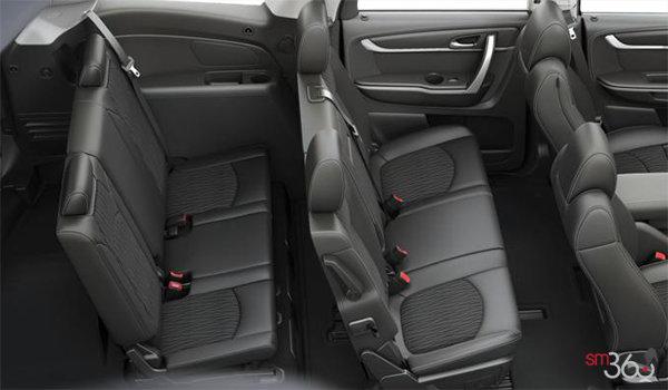 2017 Chevrolet Traverse 1LT | Photo 2 | Ebony Premium Cloth