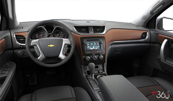 2017 Chevrolet Traverse 1LT | Photo 3 | Saddle/Ebony Premium Cloth
