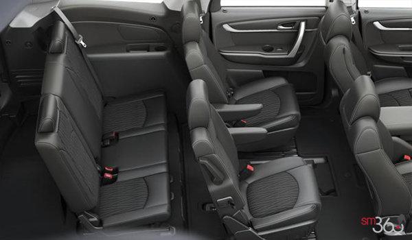 2017 Chevrolet Traverse 2LT | Photo 2 | Ebony Premium Cloth