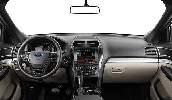 2017 Ford Explorer XLT | Photo 3 | Medium Light Camel Leather