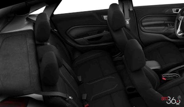 2017 Ford Fiesta Hatchback SE | Photo 2 | Charcoal Black Cloth