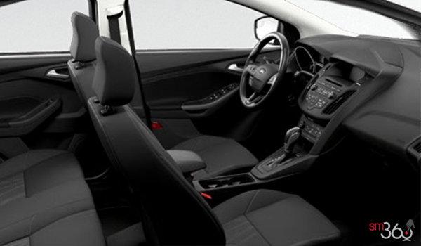 2017 Ford Focus Hatchback SE | Photo 1 | Charcoal Black Premium Cloth