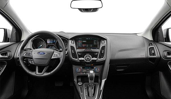 2017 Ford Focus Sedan TITANIUM | Photo 3 | Charcoal Black Leather