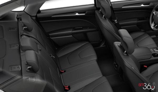 2017 Ford Fusion Energi TITANIUM | Photo 2 | Ebony Leather