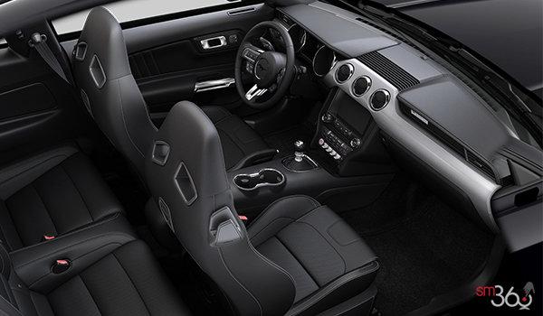 2017 Ford Mustang EcoBoost Premium | Photo 1 | Ebony Recaro Leather