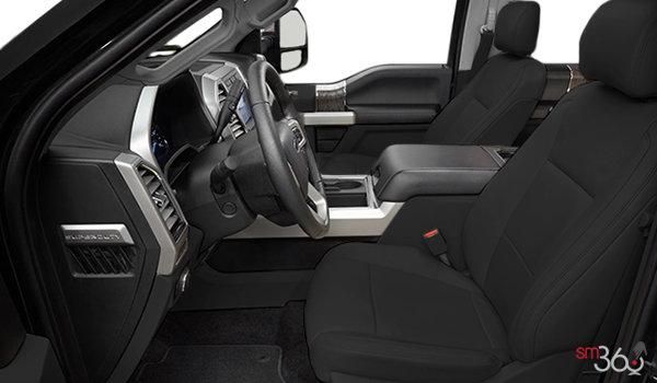 2017 Ford Super Duty F-350 LARIAT | Photo 1 | Black Premium Leather