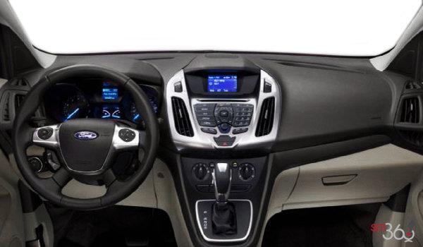 2017 Ford Transit Connect XLT WAGON | Photo 3 | Medium Stone Leather