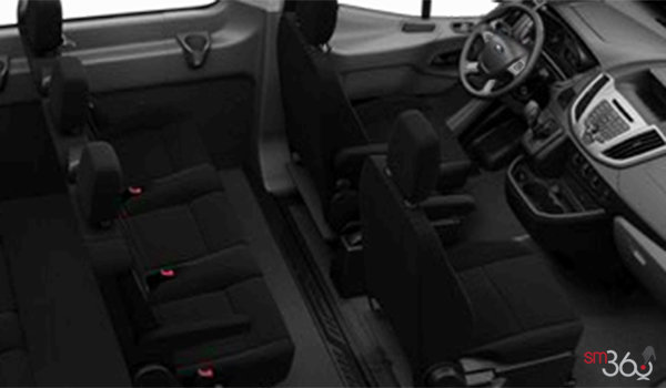 2017 Ford Transit WAGON XL | Photo 1 | Charcoal Cloth