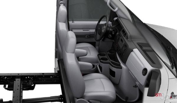 2017 Ford E-Series Cutaway 350 | Photo 1 | Medium Flint Vinyl