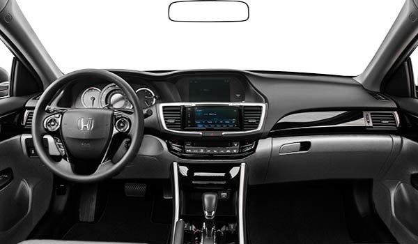 2017 Honda Accord Sedan LX | Photo 3 | Grey Fabric
