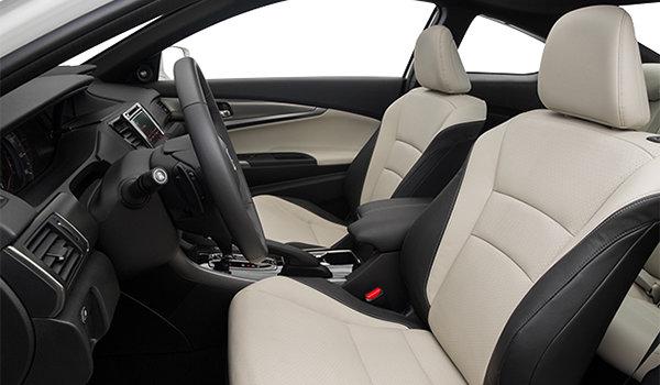 2017 Honda Accord Coupe TOURING V6 | Photo 1 | Ivory Leather