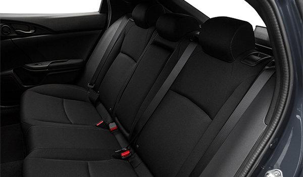 2017 Honda Civic hatchback LX HONDA SENSING | Photo 2 | Black Fabric