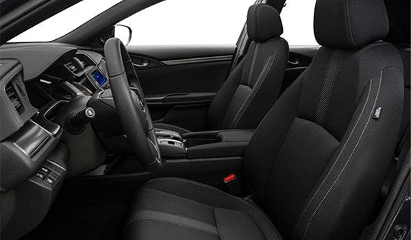 2017 Honda Civic hatchback LX HONDA SENSING | Photo 1 | Black Fabric