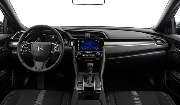 2017 Honda Civic hatchback LX HONDA SENSING | Photo 3 | Black Fabric